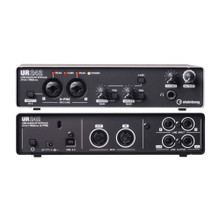 STEINBERG UR242 USB MIDI 4X2 Recording Interface with Software