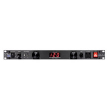 ART SP4X4 PROUSB Single LED Power Conditioner with Gooseneck Light