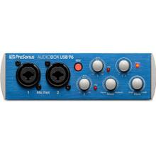 PRESONUS AUDIOBOX USB 96  Audio Recording Interface with MIDI & Software
