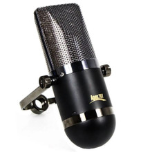 APEX 787 Active Ribbon Vintage Studio Mic with Wide Figure 8 Polar Pattern