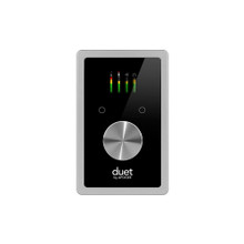 APOGEE DUET Portable Professional Audio Interface with Breakouts and Software