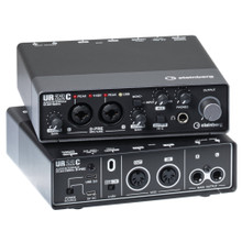 STEINBERG UR22C 2x2 Channel USB-C Music Production Audio Interface with Software