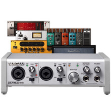 TASCAM SERIES 102i USB / Optical / MIDI 10x2 Digital Audio Interface with Built-in FX and Software