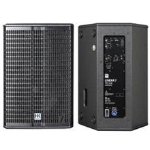 HK AUDIO LINEAR 7 110 XA 4000W Total Active PA System Speaker Pair