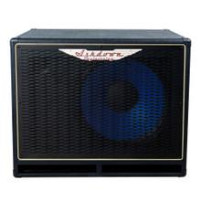 ASHDOWN ABM-115H EVO IV Compact 300W Blue Line 1x15 Bass Speaker Cabinet