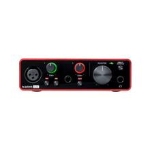 FOCUSRITE SCARLETT SOLO (3rd Gen) USB Audio Interface and Software