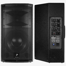 "POWERWERKS PW15PRO 2000w Bluetooth PA System 15"" Speaker Pair"