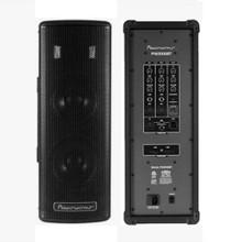 POWERWERKS PW2X6BT Portable Lightweight Bluetooth PA Speaker System Pair
