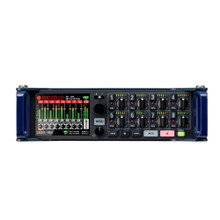 ZOOM F8N Live Podcast Multitrack Field Recorder with Software & App