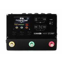 LINE 6 HX STOMP Professional Grade Multi-FX Guitar Processor Interface