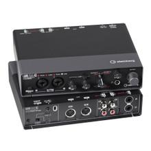 STEINBERG UR24C 2x4 Gen 3.1 USB-C / 32Bit Music Production Audio Interface with Software
