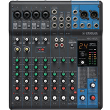 YAMAHA MG10XU Compact 10 Channel FX USB Audio Mixer
