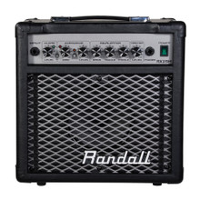 """RANDALL RX15MBC Guitar Practice Amp with 8"""" Speaker and Overdrive Boost"""