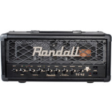 RANDALL RD45H 2 Channel 45W Tube Amp Head with Boost Mode and Speaker Emulation