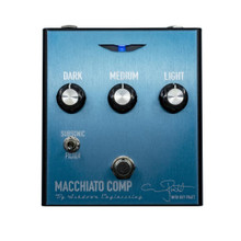 ASHDOWN MACCHIATO COMPRESSOR Guy Pratt Signature Bass Pedal