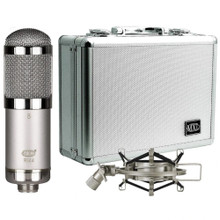 MXL R144 HE Heritage Edition Ribbon Microphone with Shockmount and Case