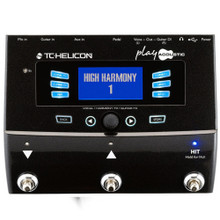TC HELICON PLAY ACOUSTIC Guitar FX & Vocal Harmonizing Pedal