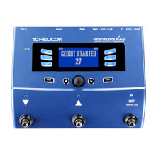 TC HELICON VOICELIVE PLAY Vocal Harmonizing and FX Pedal