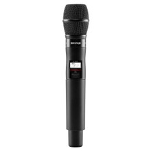 Shure QLXD2/KSM9HS Digital Handheld Transmitter with Switchable  Hypercardioid / Subcardioid Polar Patterns
