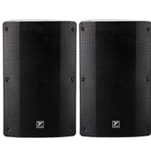 YORKVILLE YXL10P Lightweight Bluetooth Active 2000w Total Peak PA System Speaker Pair