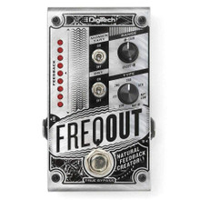 DIGITECH FREQOUT Natural Feedback Creator Guitar FX Pedal