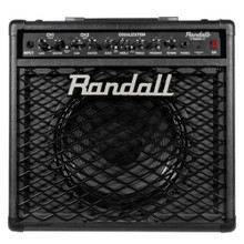 """RANDALL RG80 FET 2 Channel 12"""" Guitar Combo Amp with Footswitch"""