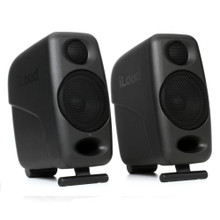 IK MULTIMEDIA iLOUD MICRO MONITOR Ultra-Compact Stereo Bluetooth Reference Monitor Pair