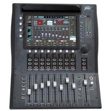 "PEAVEY AUREUS-28 Motorized Digital Audio Mixer with 10"" Touch Display & iPad Dock"