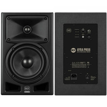 RCF AYRA PRO8 280w Total Active Nearfield Reference Studio Monitor Pair