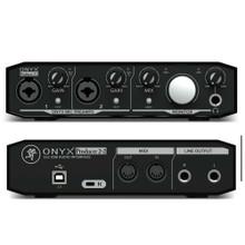 MACKIE ONYX PRODUCER 2-2 USB / MIDI Audio Interface with Software