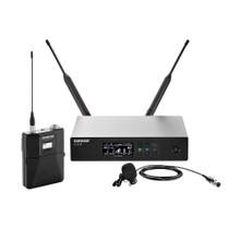 SHURE QLXD14/85 Premium Digital Wireless Networking Lavalier System