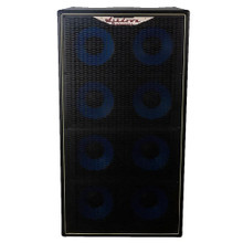 ASHDOWN ABM-810H EVO IV Ex-Display 1200W Blue Line 8x10 Bass Speaker Cabinet