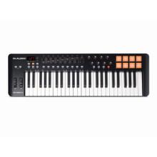 M-AUDIO OXYGEN49-IV USB MIDI 49-Key Controller with Pads
