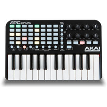 AKAI PROFESSIONAL APC KEY 25 Ableton Live controller with 40 Responsive Triggers and Software