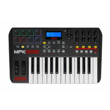 AKAI PROFESSIONAL MPK225 MIDI Controller with Pads and Software