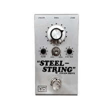 VERTEX STEEL STRING MKII Clean Drive Guitar FX Pedal