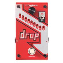 DIGITECH DROP Polyphonic Pitchshifter Guitar FX Pedal