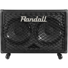 """RANDALL RG212 Compact Double 12"""" Speaker Guitar Cabinet"""
