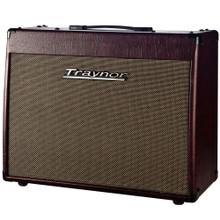 "TRAYNOR YCV40WR 12"" Celestion Vintage 30 Combo Amplifier Speaker Cabinet"