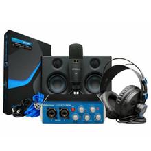 PRESONUS AUDIOBOX 96 STUDIO ULTIMATE DELUXE Complete Hardware/Software Recording Package