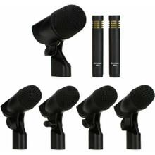 PRESONUS DM-7 Complete Drum Microphone Set for Recording and Live Sound