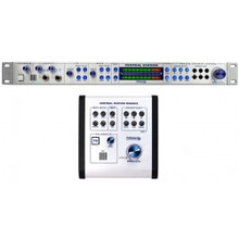 PRESONUS CENTRAL STATION PLUS Multiple Studio Monitor Control System with Remote