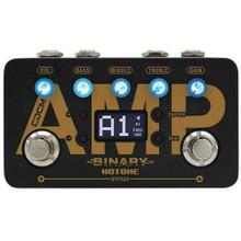 HOTONE BINARY AMP CDMC Simulator Guitar USB FX Pedal