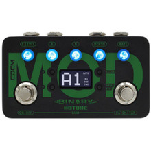 HOTONE BINARY MOD CDMC Modulation Guitar USB FX Pedal