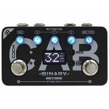 HOTONE BINARY CAB Impulse Response Cabinet Simulator Guitar USB FX Pedal