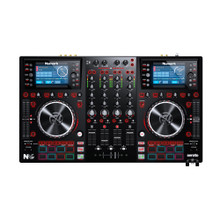 NUMARK NV II 4 Channel DJ Controller Workstation with Serato Software
