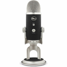 BLUE YETI PRO PLUS PACK Ultra High Resolution USB/XLR Podcasting Mic with Software