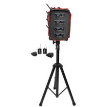 VOCOPRO IEM-900-BAND-4 Quad Long Range In-Ear Wireless Monitor System