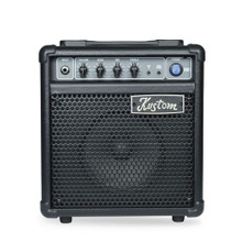 "KUSTOM KXB1 10w x 6"" Bass Guitar Combo Practice Amplifier"