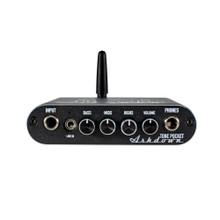 ASHDOWN TONE POCKET-BT-BK Bluetooth Bass Headphone Amplifier / DI / USB Interface